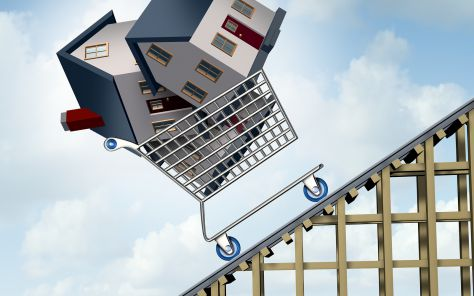 Employment figures rise... with property prices!