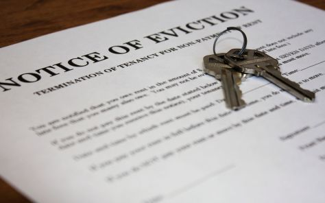 Tenant evictions reach record high in 2015