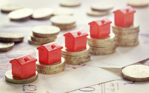 Property prices reach new high, whilst stock reaches new low