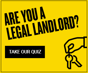 Are you a legal landlord?
