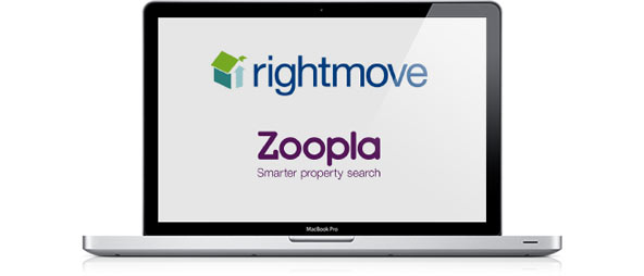 Advertising on Rightmove, Zoopla and Primelocation plus many more